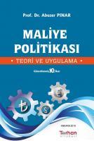 Maliye Politikası Teori ve Uygulama