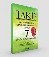 Takip İcra Müdürlüğü ve Müdür Yardımcılığı Sınavı 7 Çözümlü Alan Denemesi