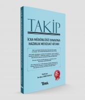 TAKİP İcra Müdürlüğü Sınavlarına Hazırlık Mevzuat Kitabı