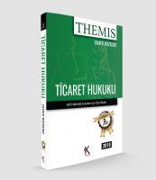 THEMIS Ticaret Hukuku -Tek Kitap- 2018