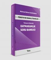 Kaymakamlık Soru Bankası Türkiye'de Mahalli İdareler