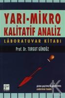 Yarı - Mikro Kalitatif Analiz