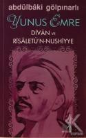 Yunus Emre Divan ve Risaletü'n-Nushiyye