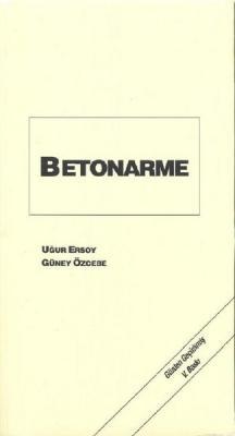 Betonarme / Temel İlkeler (Ciltsiz)