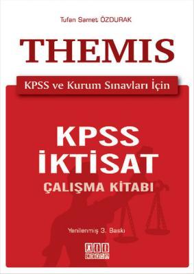 Themis KPSS İktisat Çalışma Kitabı