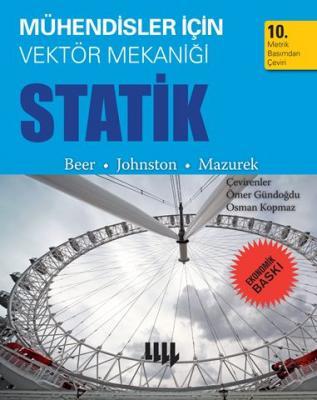 Mühendisler için Vektör Mekaniği Statik Ferdinand Beer