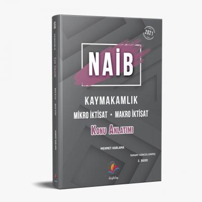 NAİB KAYMAKAMLIK MİKRO-MAKRO İKTİSAT KONU ANLATIMI 2021 Mehmet Kablama