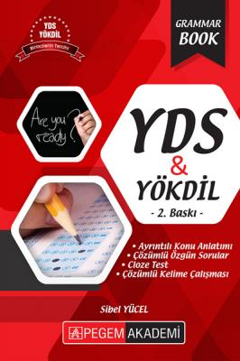 2017 YDS - YÖKDİL Grammar Book