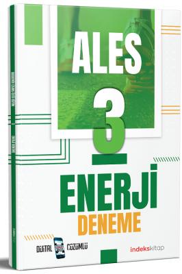 ALES Enerji 3 Deneme Dijital Çözümlü Komisyon
