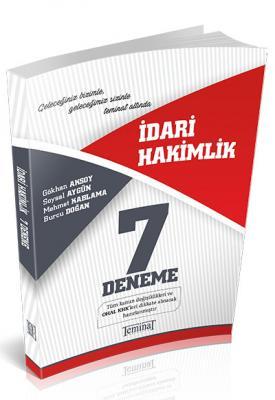 İDARİ HAKİMLİK  7 DENEME
