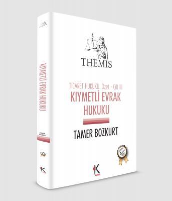 Themis Kıymetli Evrak Hukuku /2017