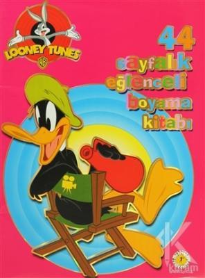 44 Sayfalık Eğlenceli Boyama Kitabı - Daffy Duck
