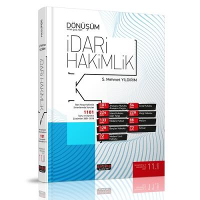 Dönüşüm İdari Hakimlik Soru Bankası Mehmet Yıldırım