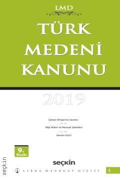 LMD–4 Türk Medeni Kanunu %8 indirimli Mutlu Dinç