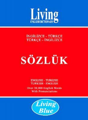 Living English Dictionary - Living Blue İngilizce - Türkçe / Türkçe -