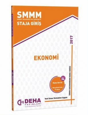 SMMM Staja Giriş Ekonomi