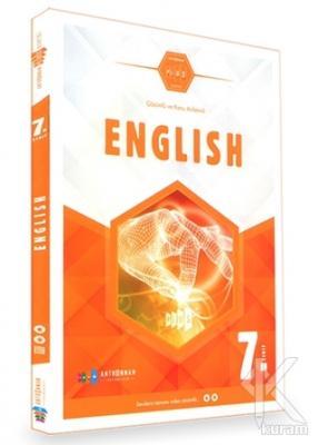7. Sınıf Çözümlü ve Konu Anlatımlı English