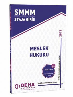 SMMM Staja Giriş Meslek Hukuku