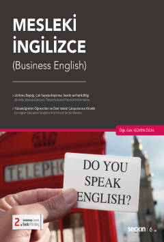 Mesleki İngilizce (Business English) Güven Özal