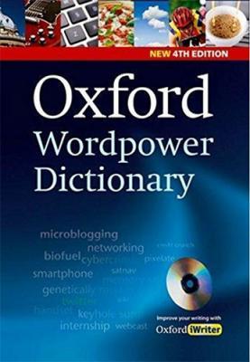 Oxford Wordpower Dictionary English English Kolektif
