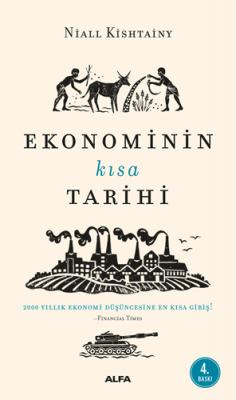 Ekonominin Kısa Tarihi Niall Kishtainy