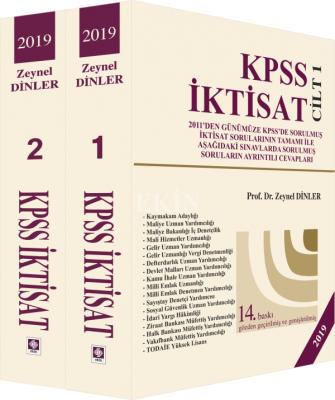 Kpss İktisat 2 Cilt Takım