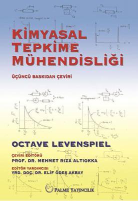 Kimyasal Tepkime Mühendisliği Octave Levenspiel