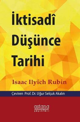 İktisadi Düşünce Tarihi İsaac İlyich Rubin