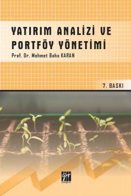 Yatırım Analizi ve Portföy Yönetimi Mehmet Baha Karan