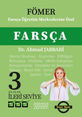 Fömer - Farsça 3 (İleri Seviye) Farsça Öğretim Merkezlerine Özel Ahmad