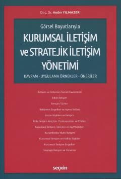Kurumsal İletişim ve Stratejik İletişim Yönetimi Aydın Yılmazer