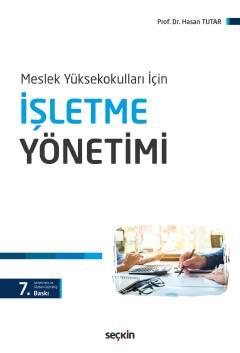 İşletme Yönetimi (MYO) Hasan Tutar