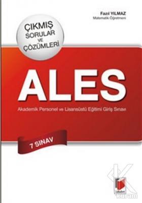 Akademik Personel ve Lisansüstü Eğitimi Giriş Sınavı ALES Çıkmış Sorular ve Çözümleri - 7 Sınav