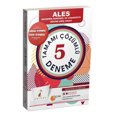 ALES 5 Deneme Tamamı Çözümlü