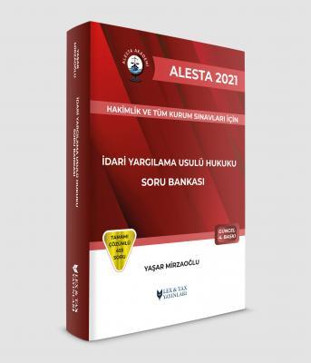 Alesta İdari Yargılama Usulü Hukuku Soru Bankası Yaşar Mirzaoğlu