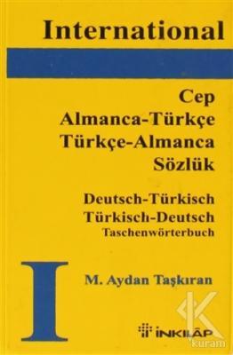 Almanca-Türkçe / Türkçe Almanca Sözlük (Ciltli)