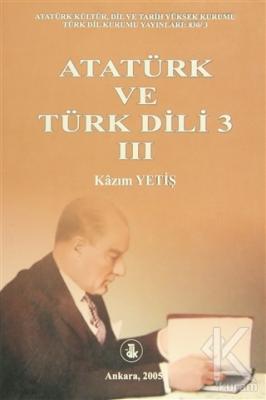 Atatürk ve Türk Dili (3 Cilt Takım)