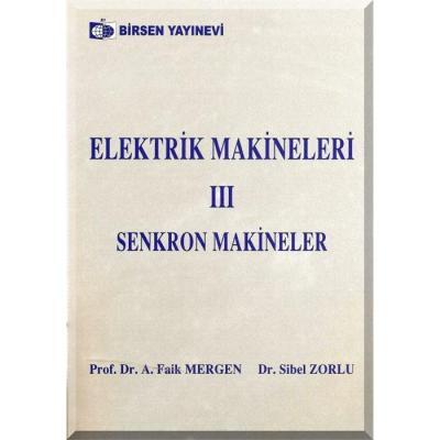 Elektrik Makineleri 3 Senkron Makineler