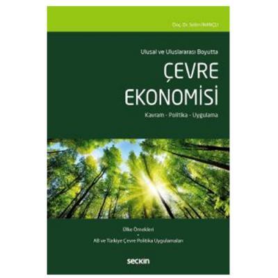 Çevre Ekonomisi %8 indirimli selim inançlı