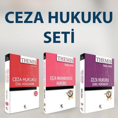 THEMIS Ceza Hukuku Seti