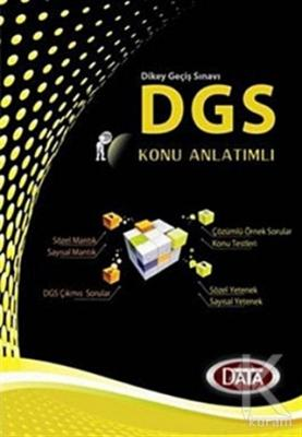 DGS Konu Anlatımlı (Dikey Geçiş Sınavı)