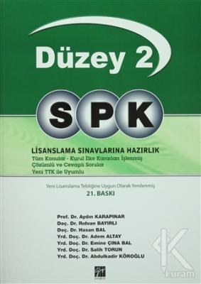 Düzey 2 SPK Lisanslama Sınavlarına Hazırlık