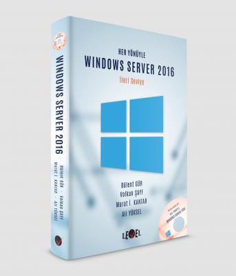 Her Yönüyle Windows Server 2016