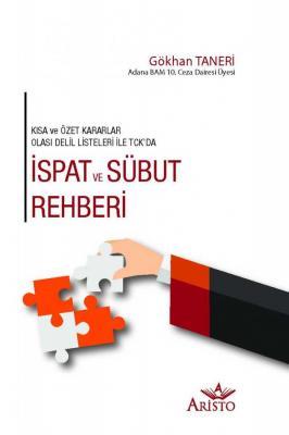 Türk Ceza Kanunu İspat ve Sübut Rehberi