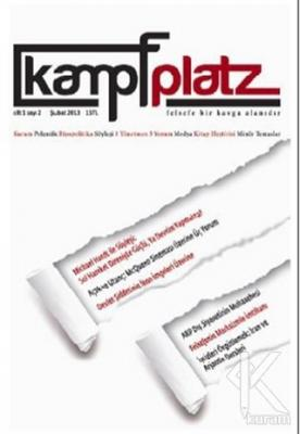 Kampfplatz Sayı: 2