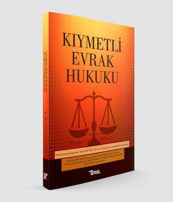 Kıymetli Evrak Hukuku %25 indirimli Mustafa Ahmet Şengel