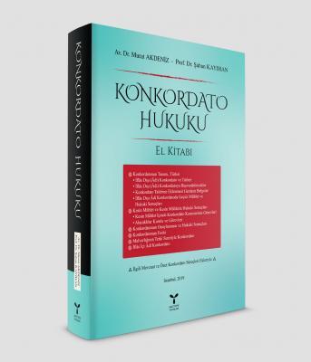 Konkordato Hukuku Murat Akdeniz