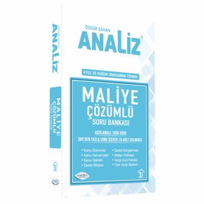 Analiz Maliye