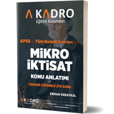 2019 KPSS A Grubu Mikro İktisat Konu Anlatımlı