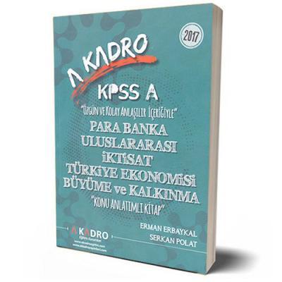 KPSS A Para Banka Uluslararası İktisat Türkiye Ekonomisi Büyüme ve Kalkınma Konu Anlatımlı